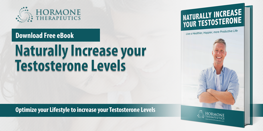 Naturally Increase Testosterone Levels Free eBook